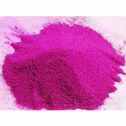 Pink Rangoli Color