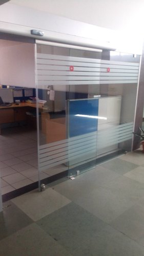 Automatic Sliding Glass Door System Automatic Sliding Glass Door Service Provider From Chennai