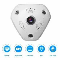 CP Plus Day & Night 2 MP Wi-Fi Camera 15 Mtr., for Indoor Use