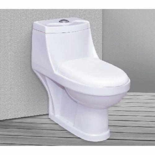 Ceramic Round English Toilet Seat