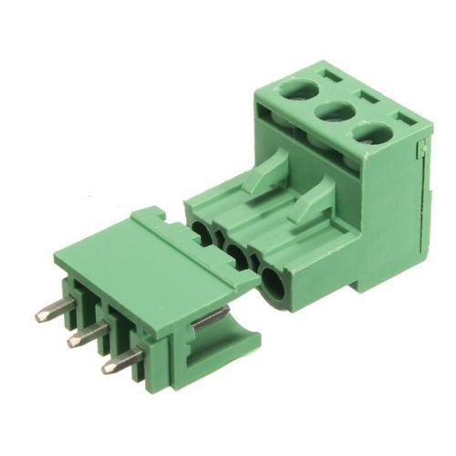 PCB Pluggable Terminal Block Connector, 300 V | ID: 18112876955