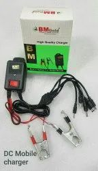 BM Gold Dc Charger