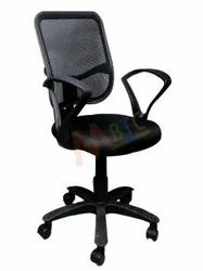 MBTC Square Netback Mesh Office Chair