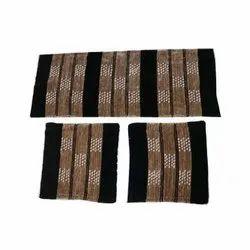 Cotton Handloom Car Seat Cover