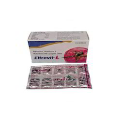 Eltrevit-L ISO Lycopene Tablet, Packaging Type: Strips, Packaging Size: 10x10 Tablets