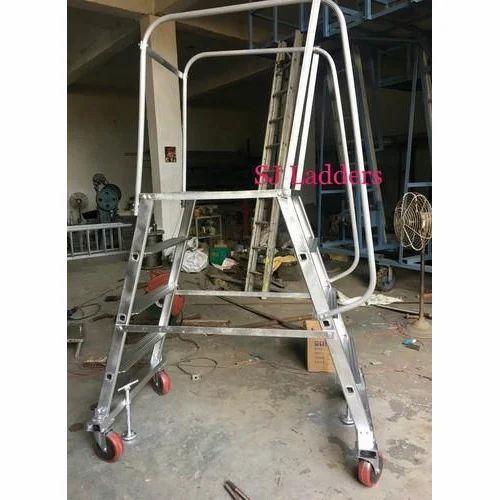 S  J  Ladders - Manufacturer of Tower Ladder & Aluminium Step Ladder