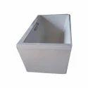 White And Ceramic And Ceramic Plain Wash Basin