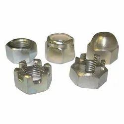 Chana Mild Steel UNF Nuts, Packaging Type: Bag