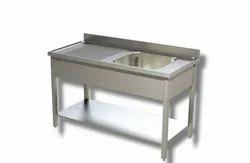 Single Sink Unit