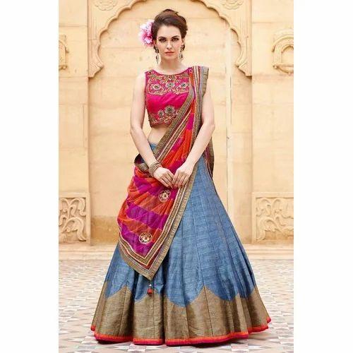 99c4f55e7e96d Bridal Lehenga Choli at Rs 6000  piece