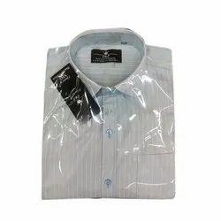 Party Wear Full Sleeves Mens Designer Cotton Shirt, Size: M-XXL