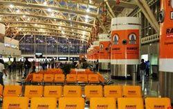 Airport Inshop Branding