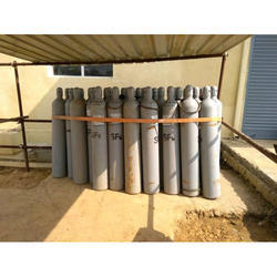 Used Industrial Oxygen Cylinder