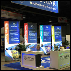 Modular Exhibition Stall Design