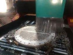 CNC Tube Sheet Drilling Machine