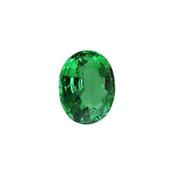 Emerald Stone 7.5 Ratti Cultured Loose Precious Panna Gemstone