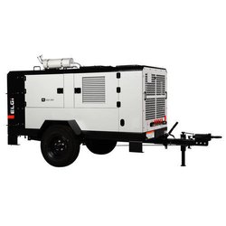 Electric Powered Trolley Mounted Compressor