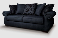 Black Upholstery And Fabrics