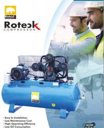2-20 HP Two Stage Air Compressor