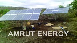 5 HP Solar Water Pumping System