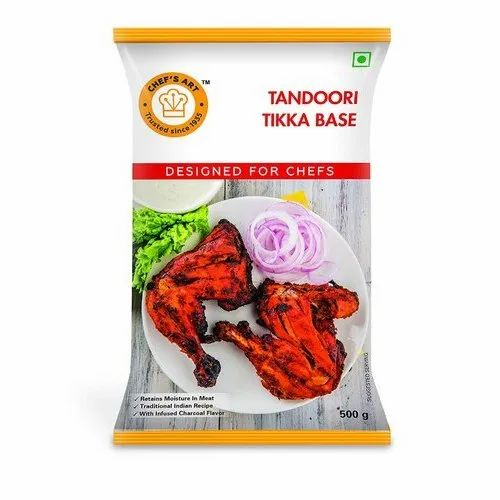 500gm Chef' s Art Tandoori Tikka Base