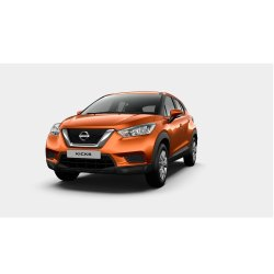 Nissan Kicks XL Amber Orange 1.5 H4K Petrol SUV Car