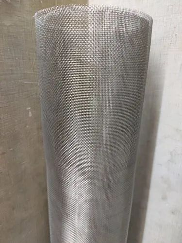 Foldable Stainless Steel Mosquito Net, Packaging Type: Roll, for Window,Door