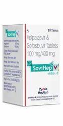 Sovihep V Sofosbuvir & Velpatasvir Tablets
