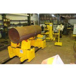 L Seam Inside Welding Machine