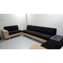 Solid Wood Designer 9 Seater Sofa Set