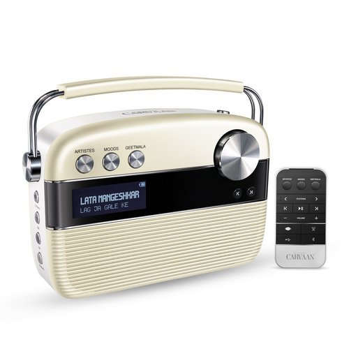 Saregama Carvaan Music Player With Fm Bluetooth Usb