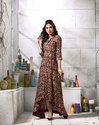 Kessi Mehak Gowns Embroidered Long Kurtis