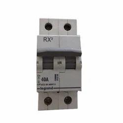 Legrand 40A Miniature Circuit Breakers