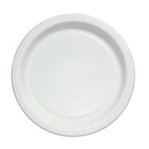 Plain Paper Plate  sc 1 st  IndiaMART & Plain Paper Plate at Rs 8 /piece   Kagaz Ki Plate कागज की ...