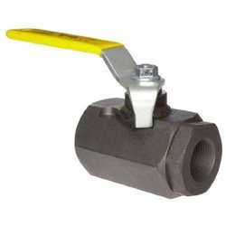 SS High Pressure Ball Valves
