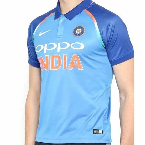Sport T Shirt Nike ODI Cricket T Shirt Wholesale Trader