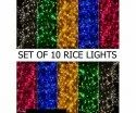 Pandal Warm Fairy Lights (SET of 10)