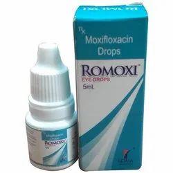 Moxifloxacin Hcl Eq To Moxifloxacin Hcl 0.5%,Benzalkonium Chloride Sodium 0.02%