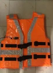 Red Sports Life Jacket