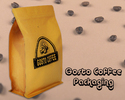 Gosto Coffee Packaging