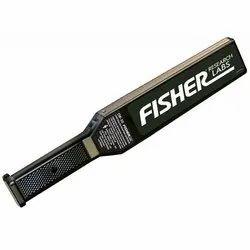 Fisher CW-10 Security Hand Held Metal Detector