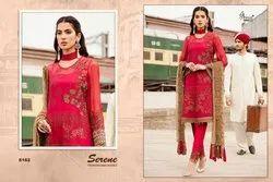 Georgette Party Wear Pakistani Suit