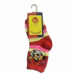 KV-01 Child Lycra Cotton Socks