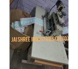 Sanitary Napkin Making Machine Semi Automatic