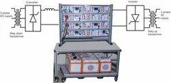 High Voltage DC Transmission Line Trainer