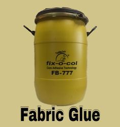 FIX-O-COL Fabric Glue, 50 Kg., Pack Type: Carboy