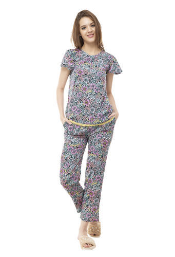 f9ce24fd0700 Cotton Digital Printed Sleeping Set