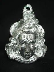 God Metal Statue