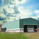 Pre Engineered Warehouse Shed