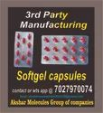 Weight Loss Capsule 3rd Party Manufacturing